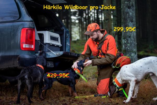 Härkila Wildboar Pro Jagdjacke