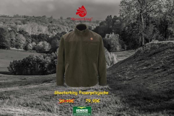 Shooterking Dawn Faserpelz Jacke D1207