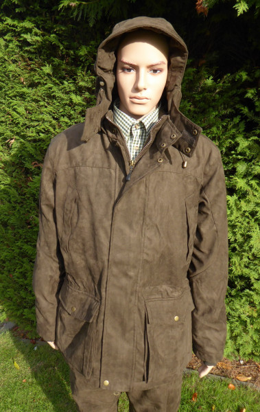 Hunters Lodge Winter Jagdjacke