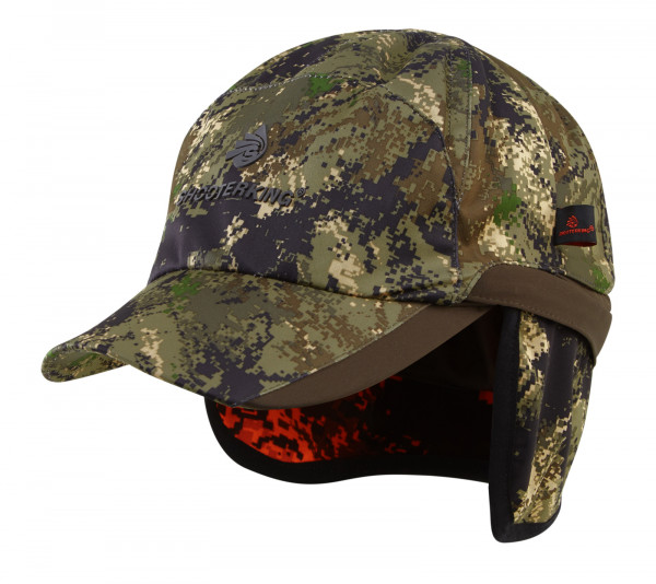 Shooterking Huntflex Wendekappe Digital Camo Forest Mist