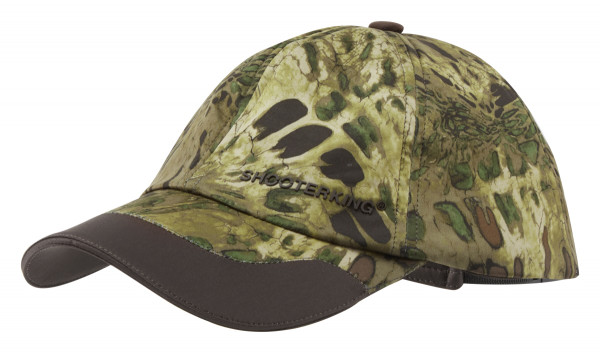 Shooterking Woodlands Huntflex Cap Prym1 Camo