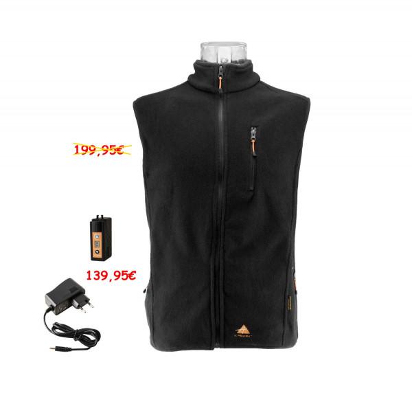 Alpenheat Fire Vest AJ4, schwarz