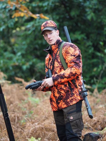 Shooterking Digitex Softshell Wendejacke D1221